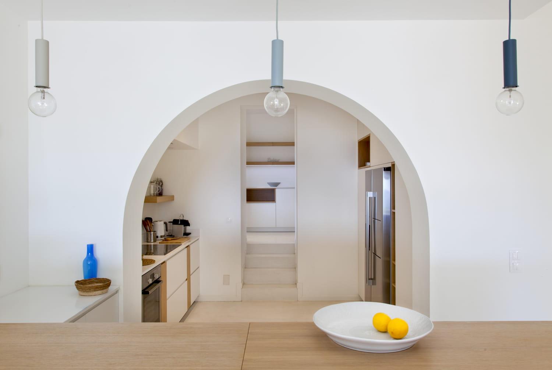 Arche d'intérieur: la nouvelle porte décorative