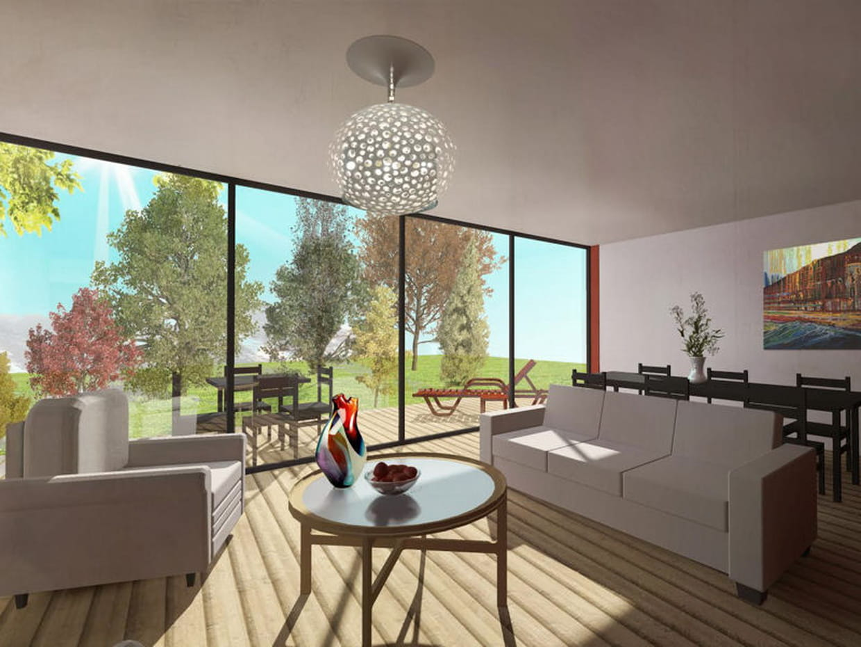 un s jour ouvert sur l 39 ext rieur. Black Bedroom Furniture Sets. Home Design Ideas