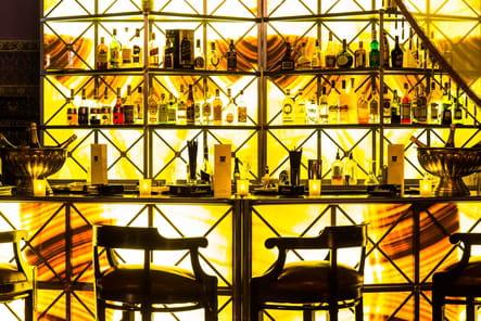 Un bar comme un joyau