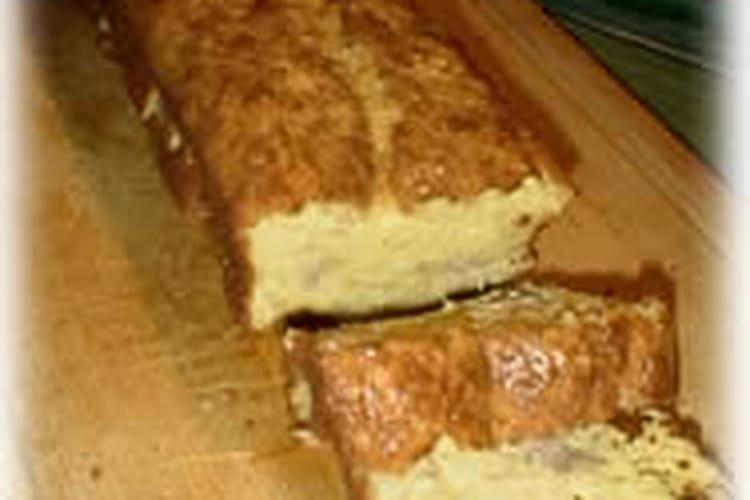 Cake au thon économique