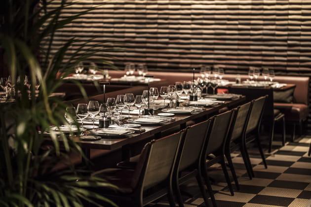 Restaurant Les Bains
