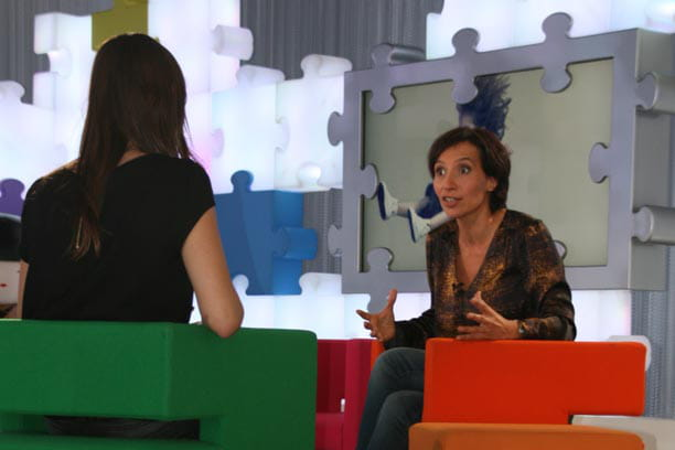 Nathalie Lebreton, chroniqueuse