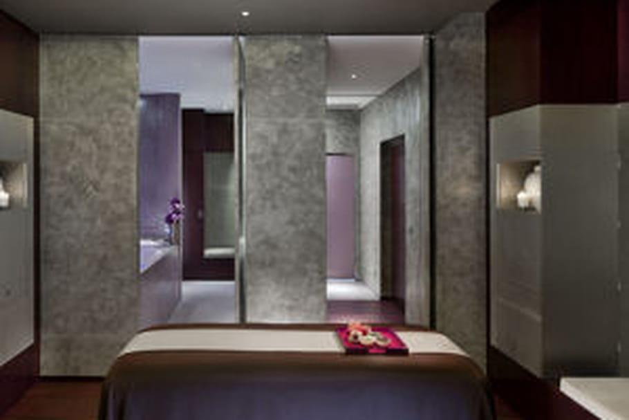 Spa d'exception à l'hôtel Mandarin Oriental Paris