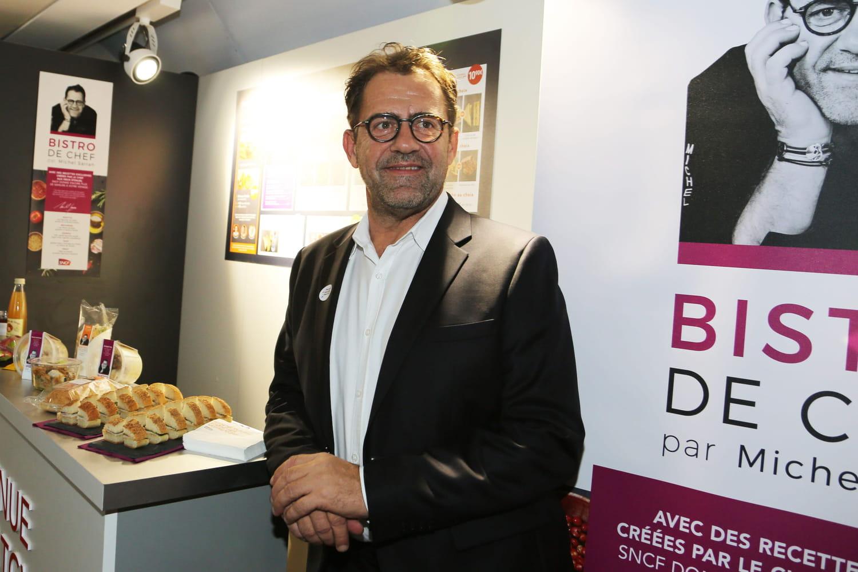 Michel Sarran, le chef ouvre un restaurant à Paris