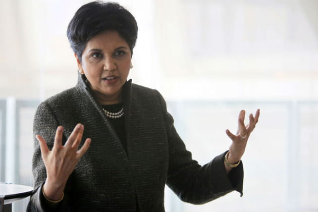 Indra Nooyi, pétillante businesswoman
