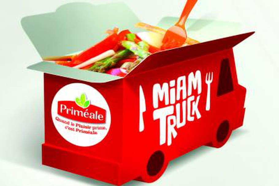 Miam Truck Priméale : ne manquez pas le camion aux délices !