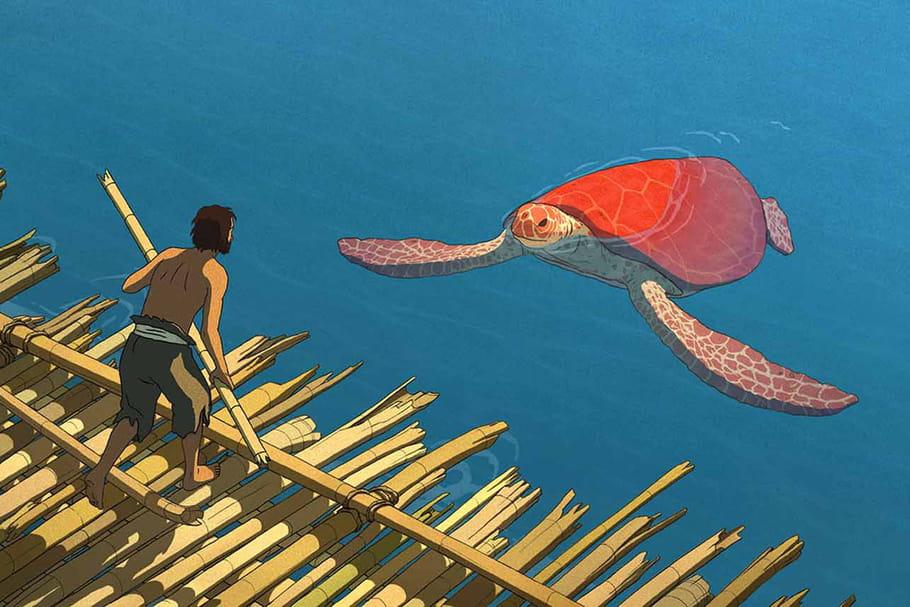 La Tortue Rouge, un film d'animation pas comme les autres
