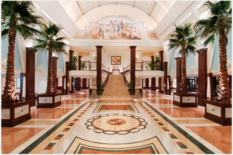 British Colonial Hilton à Nassau (Bahamas) dans Opération Tonnerre en 1965