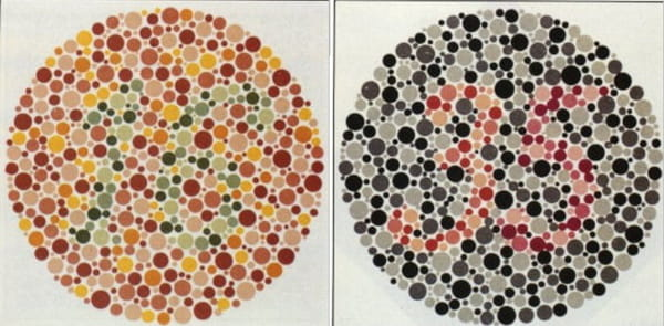 test daltonisme