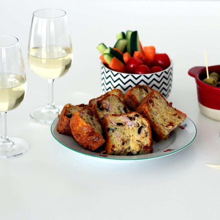 Recette de cake r ti de porc tomates s ch es et olives - Cuisiner des tomates sechees ...