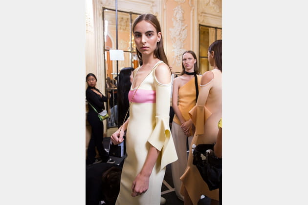 Roland Mouret (Backstage) - photo 22