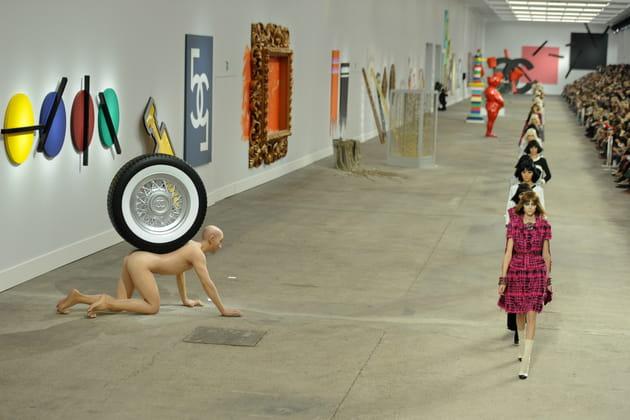 La foire d'art moderne