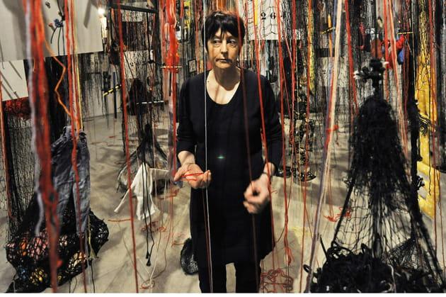 25e: Annette Messager, plasticienne
