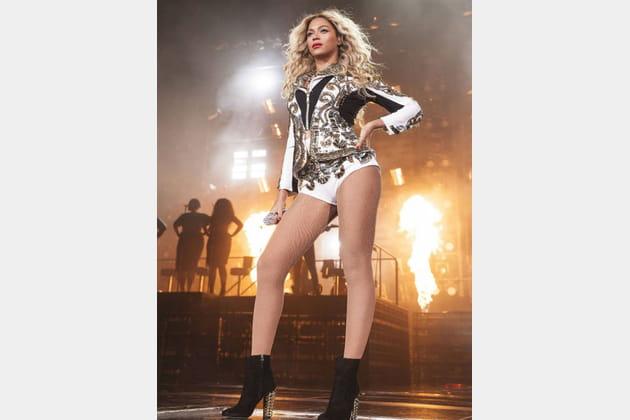 Beyoncé : une showgirl d'enfer