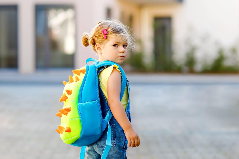 Pleurs pour sa rentrée en maternelle: comment le rassurer?