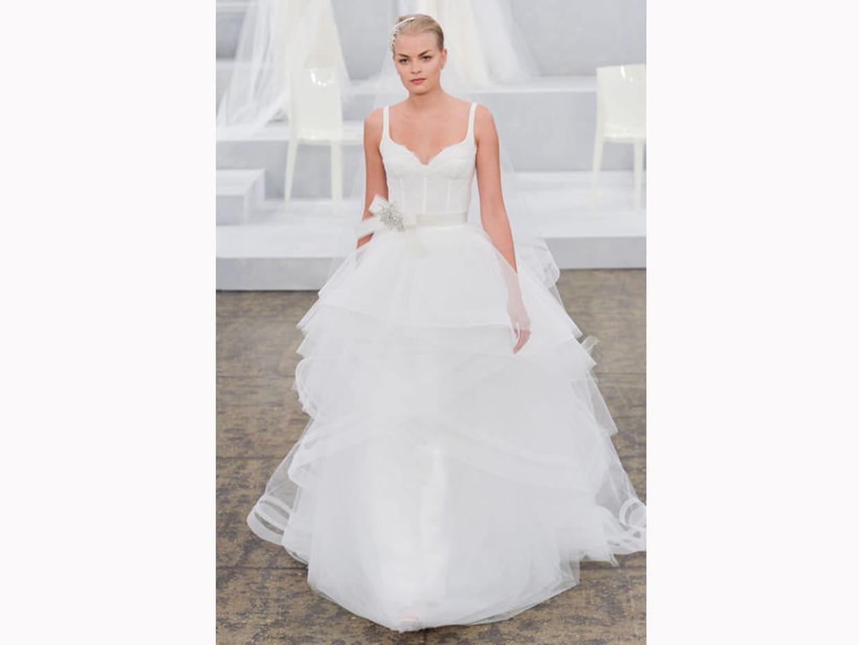 La robe bucolique monique lhuillier for Monique lhuillier robes de mariage