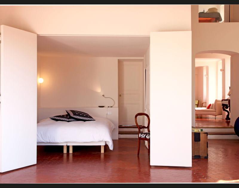 Une chambre dédiée au repos
