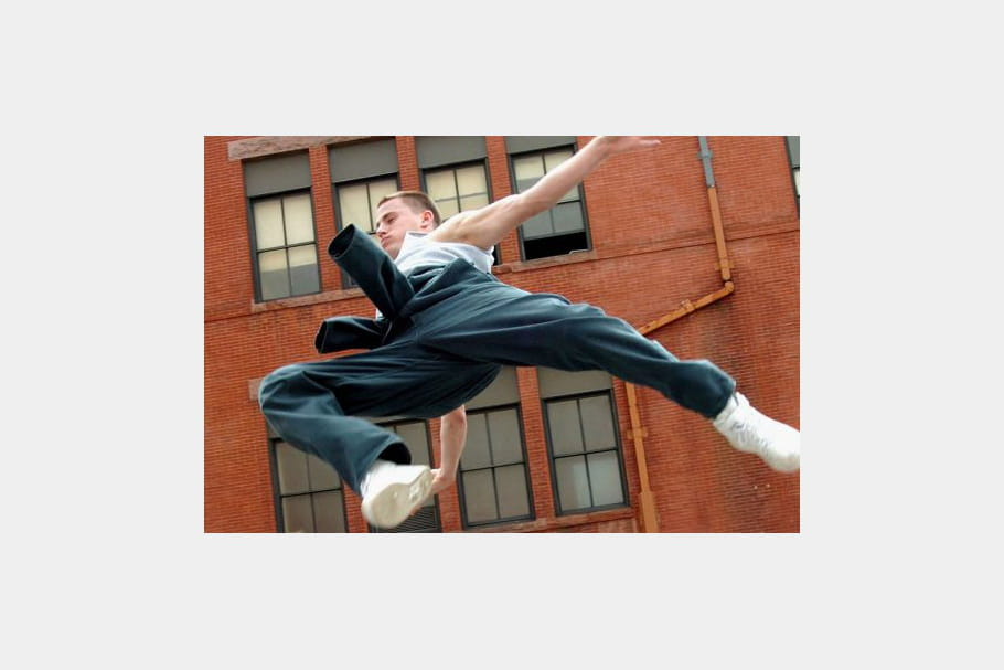 Channing Tatum, dance lover