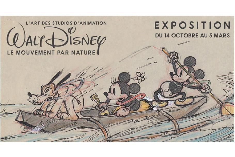 Le musée Art Ludique dévoile les œuvres des studios Disney