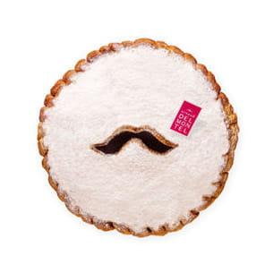 la galette des rois moustachue d'arnaud delmontel