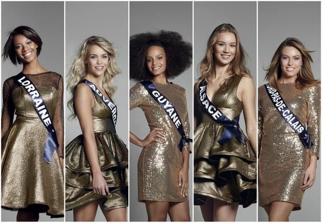 Miss France 2017: découvrez les 30candidates