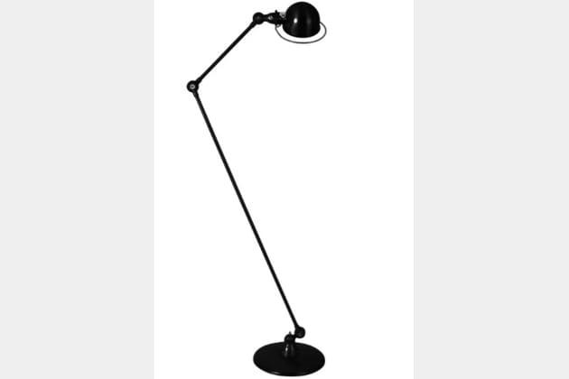 Le lampadaire industriel Jieldé