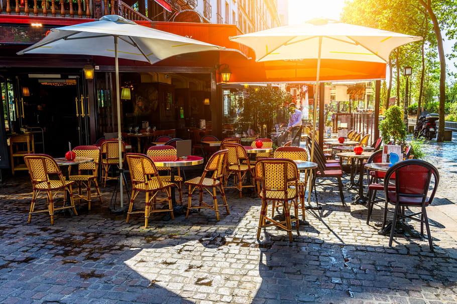Réouverture des restaurants: la gratuité des terrasses parisiennes prolongée