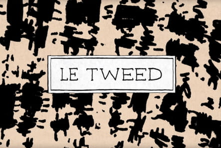 Le tweed