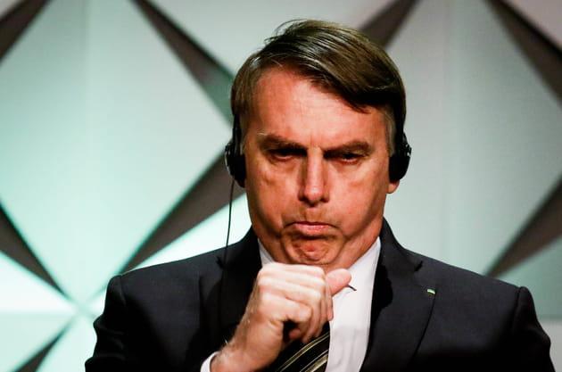 Jair Bolsonaro: ton thé t'a-t-il ôté ta toux?