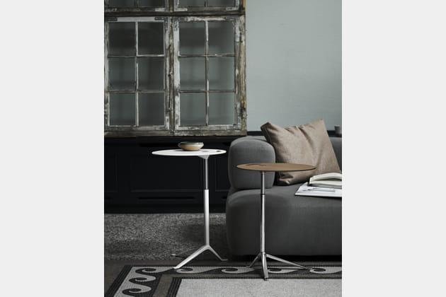 Table par Kasper Salto pour Fritz Hansen chez Silvera
