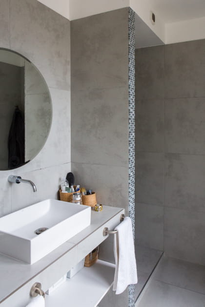 10exemples de salle de bains grise, raffinée et contemporaine