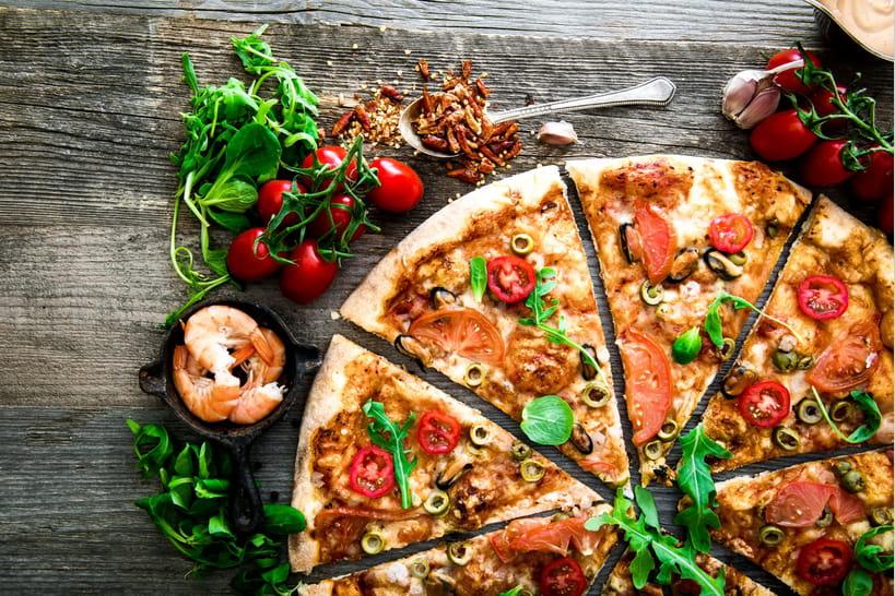 70recettes de pizzas