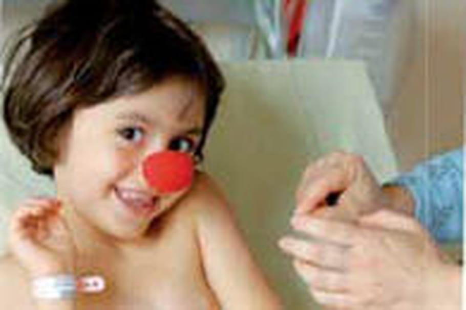 """Blédina lance l'opération """"Une photo = Un rire d'enfant"""""""