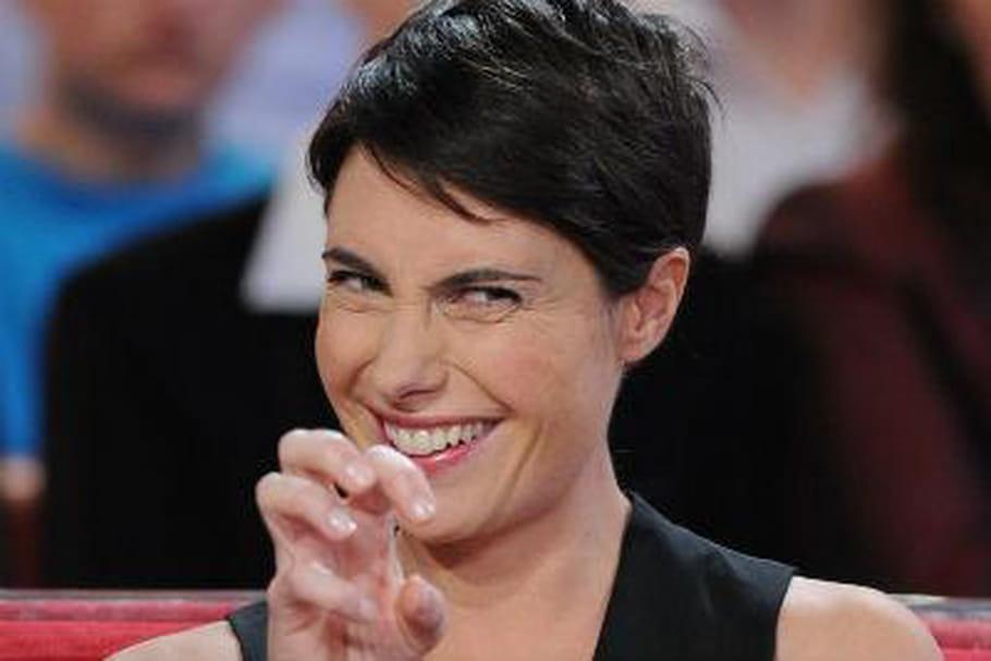 Alessandra Sublet, maman d'un petit...
