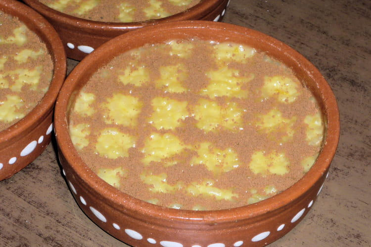 Arroz doce traditionnel (riz au lait)