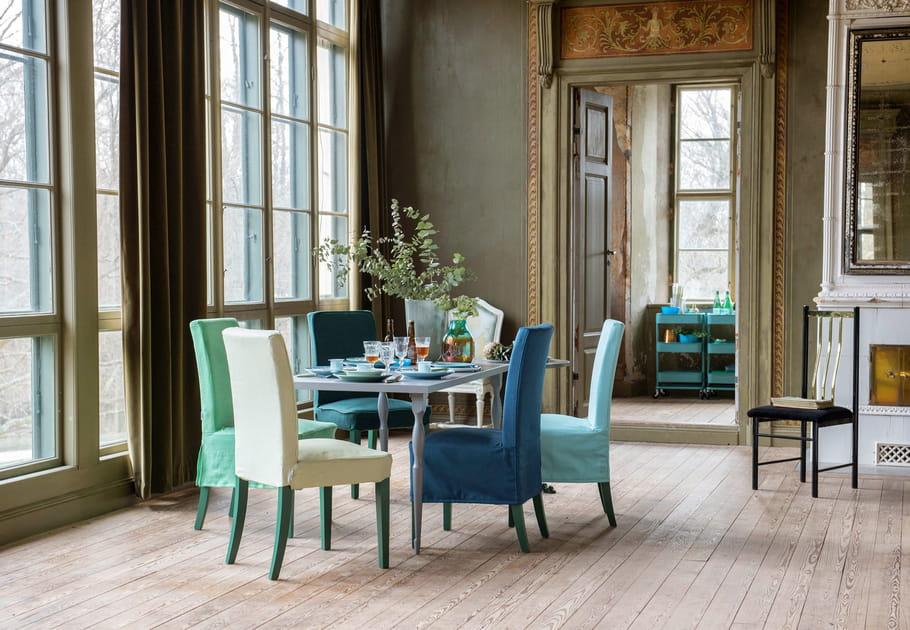 housse de chaise henriksdal d 39 ikea les nouveaux canap s ikea relook s par bemz journal des. Black Bedroom Furniture Sets. Home Design Ideas