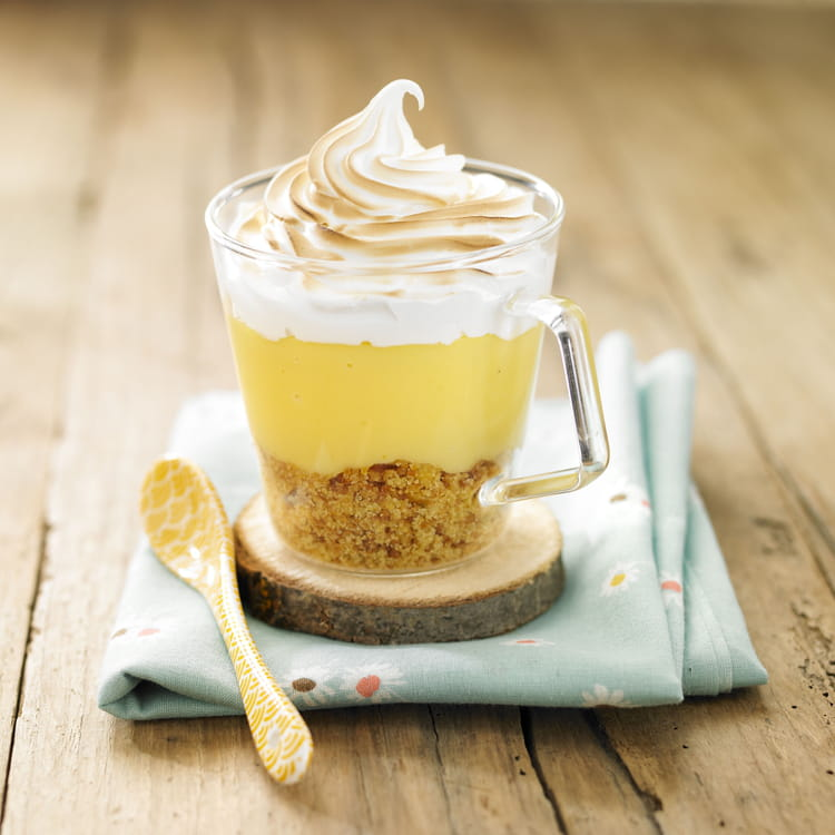 Recette de tarte au citron meringu e bretonne la recette facile - Tarte au citron meringuee facile et rapide ...