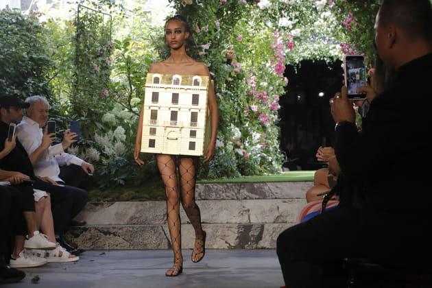 Christian Dior Haute Couture automne-hiver 2019-2010