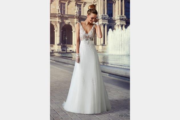 Robe de mariée Duroc, Pronuptia