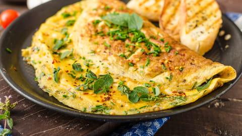 Comment faire omelette