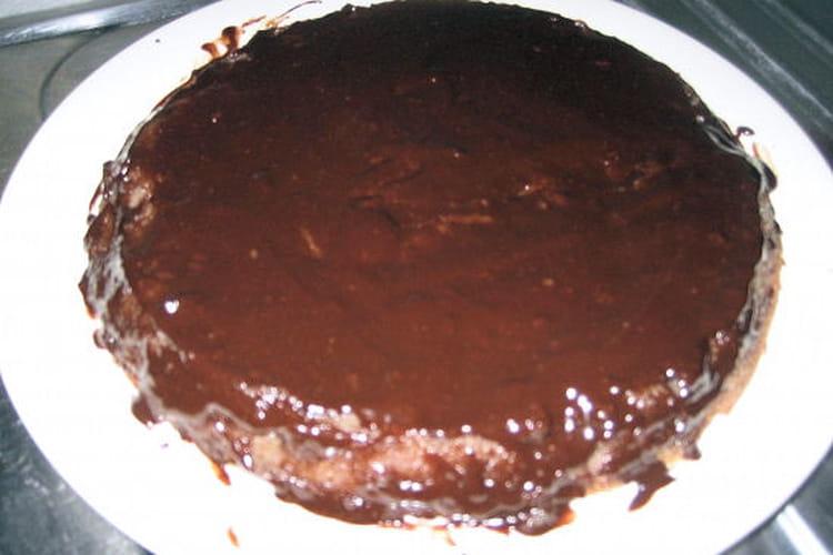 Délice à la crème de marrons