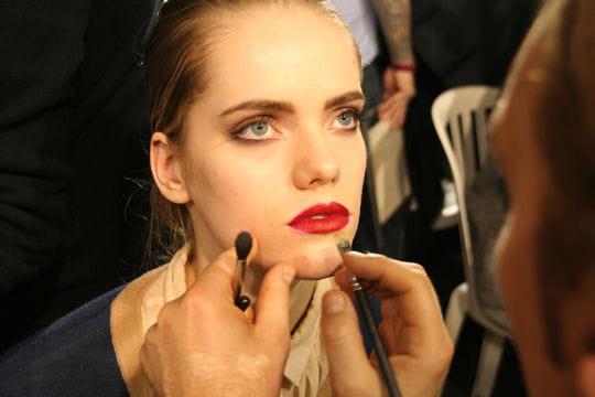 Maquillage: le rouge à lèvres