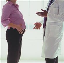 la future maman est souvent très réceptive aux conseils du corps médical pour la