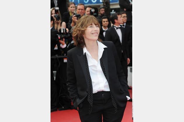 Sur le tapis rouge du 68e Festival de Cannes, 2015