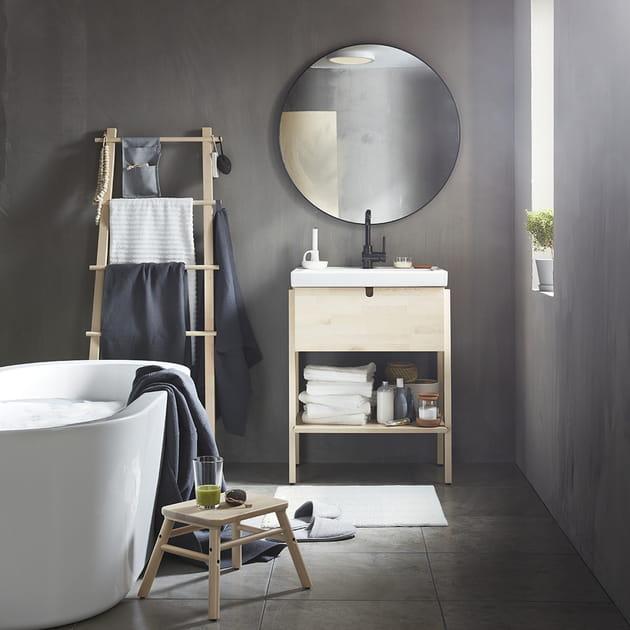 Salle de bains IKEA trendy
