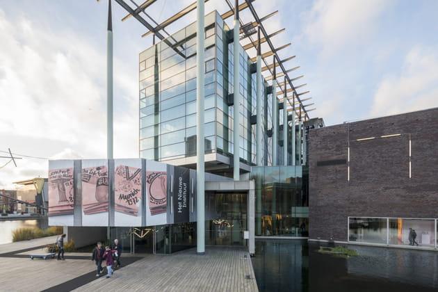 Het Nieuwe Instituut: Un musée à l'architecture, le design et la numérique