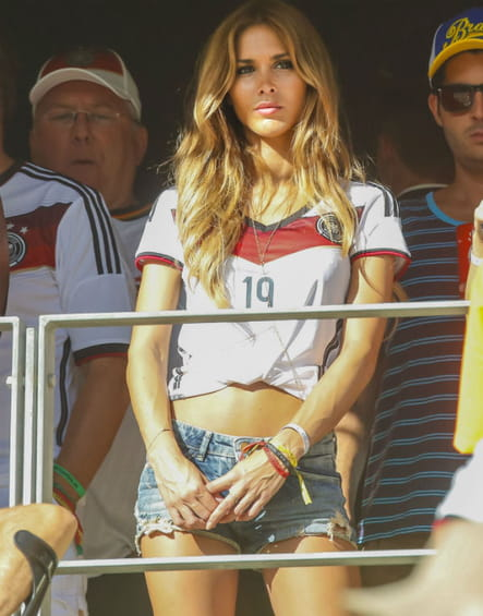 Supportrices sexy Coupe du monde 2014 Goetze