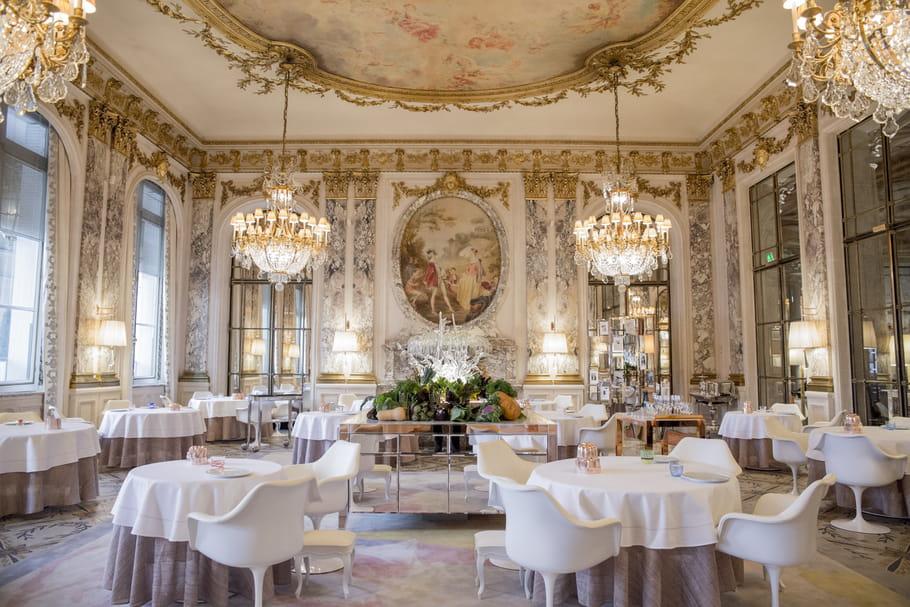 Alain Ducasse et Philippe Starck réinventent Le Meurice