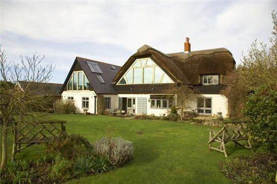 Un cottage moderne
