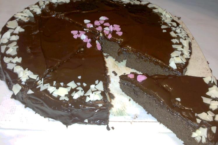 Moelleux très chocolaté
